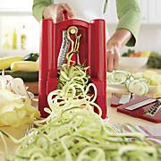 spiral fruit vegetable slicer