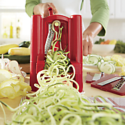 spiral fruit vegetable slicer