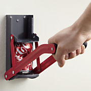 wall mount can crusher