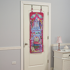princess over the door organizer