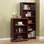 3  or 5 shelf bookcase furnishings by sauder