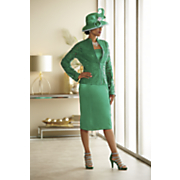 Darianna Hat and Jacket Dress
