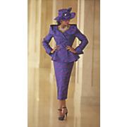 Versailles Hat, Suit and Shoe