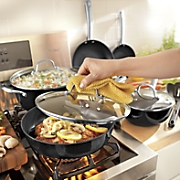 Ginny's Brand 10-Piece Cast Iron Light Cookware