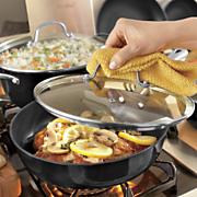 ginny s brand 10 pc  cast iron light cookware