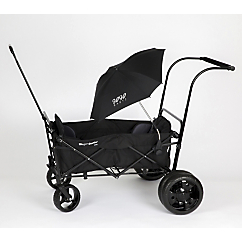 Folding Wagon Stroller and Accessories