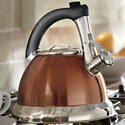 2.5-Qt. Coppertone Tea Kettle