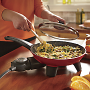 ginny s brand 9 5  ceramic electric skillet