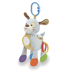 healthy baby puppy activity toy
