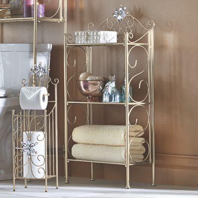 Pure Opulence 3-Tier Shelf