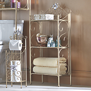 pure opulence 3 tier shelf
