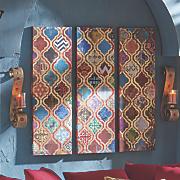 3-Panel Casablanca Art