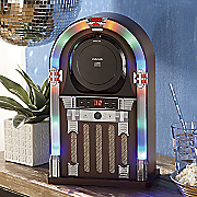 cd player jukebox bluetooth speaker system by craig