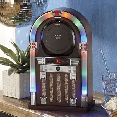 Cd-Player Jukebox Bluetooth Speaker System by Craig