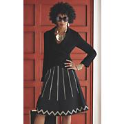 Sukki Ponte Jacket and Skirt
