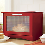 Breadbox with Glass...