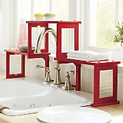 Two-Tier Over-The-Sink Shelf