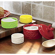 rooster measuring cup set