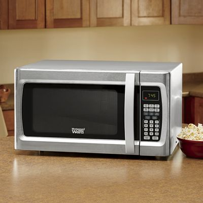 1 1 Cu Ft Microwave Oven By Montgomery Ward From
