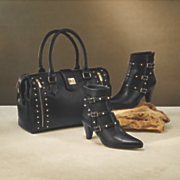 devlyn bag and ankle boot