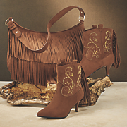Tessa Bag and Bootie