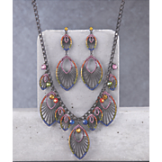 Multicolor Crystal Jewelry
