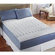 standard memory foam mattress enhancer