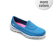 women s go walk 2 supersock shoe by skechers