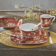 16 piece gabrielle dinnerware