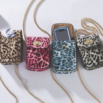 Panther Cell Phone Purse