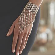 Crystal Hand Bracelet