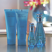 cool water 4 pc  set by davidoff