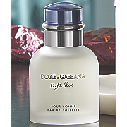dolce gabana light blue for him