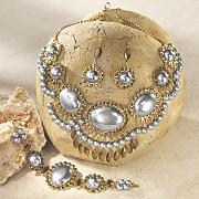 2-Tone Oval Jewelry