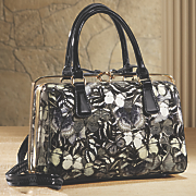 photoreal butterfly bag