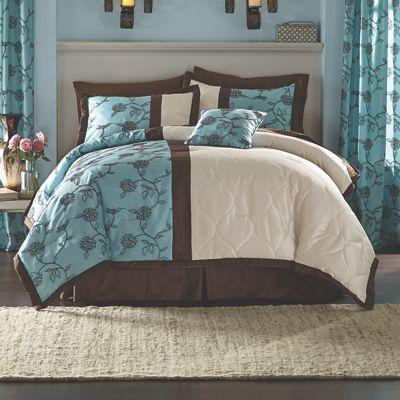 Dahlia Comforter Set