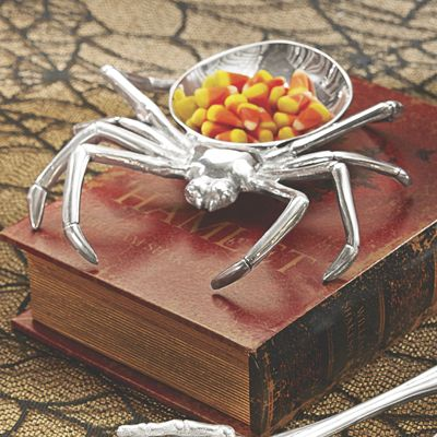 Spider Candy Dish from Through the Country Door | NX725060
