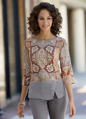 Threads of History Top