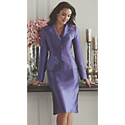 lulu lace skirt suit 141