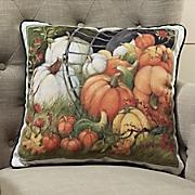 abundant harvest pillow