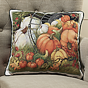 abundant harvest pillow