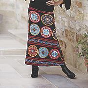 medallion skirt