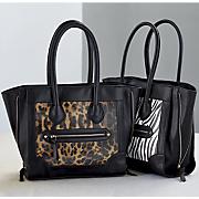 animal inset bag