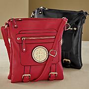 2-Pocket Medallion Sidebag