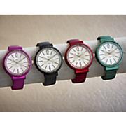 Crystal Stretch Band Watch