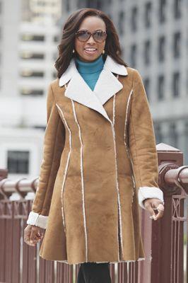 Alina Coat