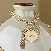 Personalized Charm Bracelet
