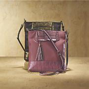 kiara 2 tone cross body bag