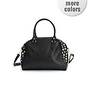 studded side dome bag