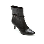 croc embossed bootie by monroe and main